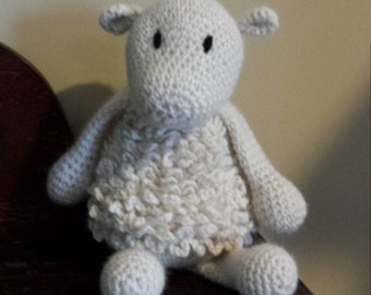 Crochet Amigurumi Sheep