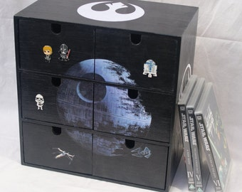 Star Wars Mini Chest Of Drawers