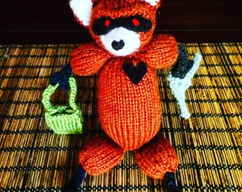 Jerk Fox - Precious Darlings Collection - knit - doll - collectible