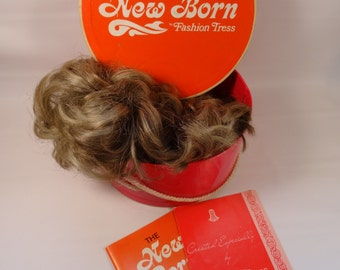 New Born Fashion Tress Wig in Original Box