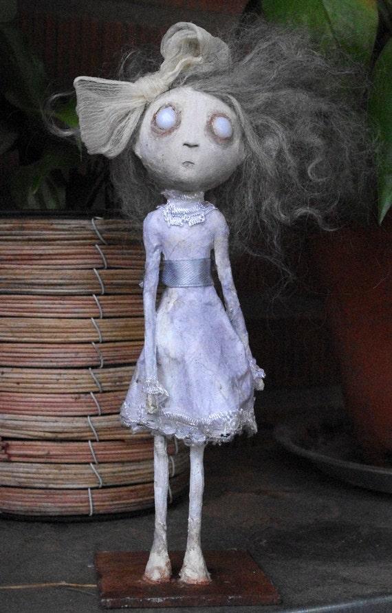 Isabella la niña espectro