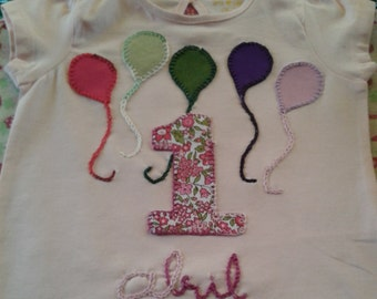 personalized birthday t-shirt