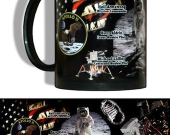 Celebrating Apollo 11 NASA Mug