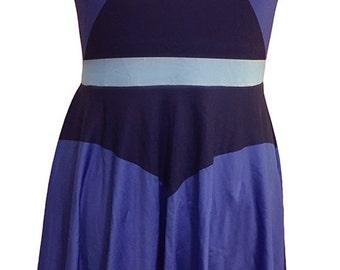 SIZE LARGE Lapis Lazuli Inspired Steven Universe Dress