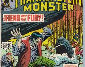 Frankenstein 7 Nov 1973 VF-NM (9.0)