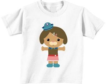 Octonauts Dashi Shirt - Toddler, Youth & Adult Sizes