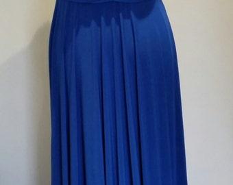 Infinity Dress Multiway Dress Convertible Dress Twist Wrap Dress Bridesmaid Dress Wedding Prom Evening Regent Blue