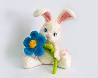 Easter Bunny Crochet, Easter Rabbit crochet, Plush bunny,Amigurumi Animals, Baby Stuffed Toys, amigurumi dolls, Easter Stuffed toys