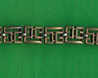 Trifari Egyptian Revival Bracelet