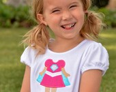 Supergirl Birthday shirt - Superhero Birthday outfit - Supergirl party - Supergirl shirt - Girls Personalized Shirt - Girl Birthday shirt