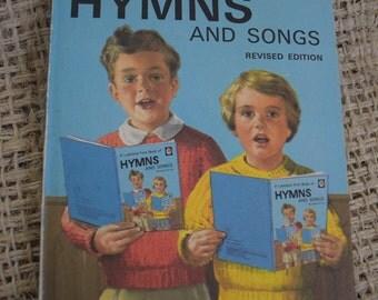 A Ladybird book of Hymns