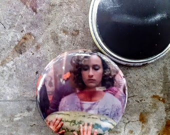 """Magnet 2.25"""" Dirty Dancing I Carried a Watermelon 80s Movie Button Fridge Magnet"""