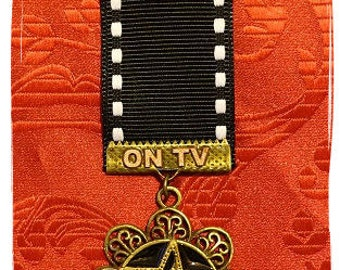 "The ""As Seen On TV"" Medal"