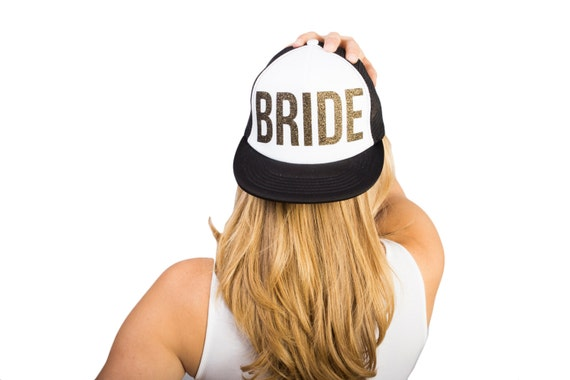 bride hat