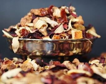 Orange Crush - Fruit Tea - Caffeine Free Tea - Loose Leaf Tea - Tea - Tea Gift
