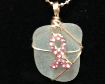 Breast Cancer Awareness Pendant