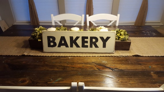Sign kitchen decor farmhouse decor wood sign hand painted sign