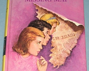 Nancy Drew #19 Quest of the Missing Map 1969 PC