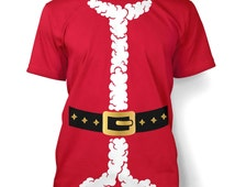 Santa Costume mens t-shirt