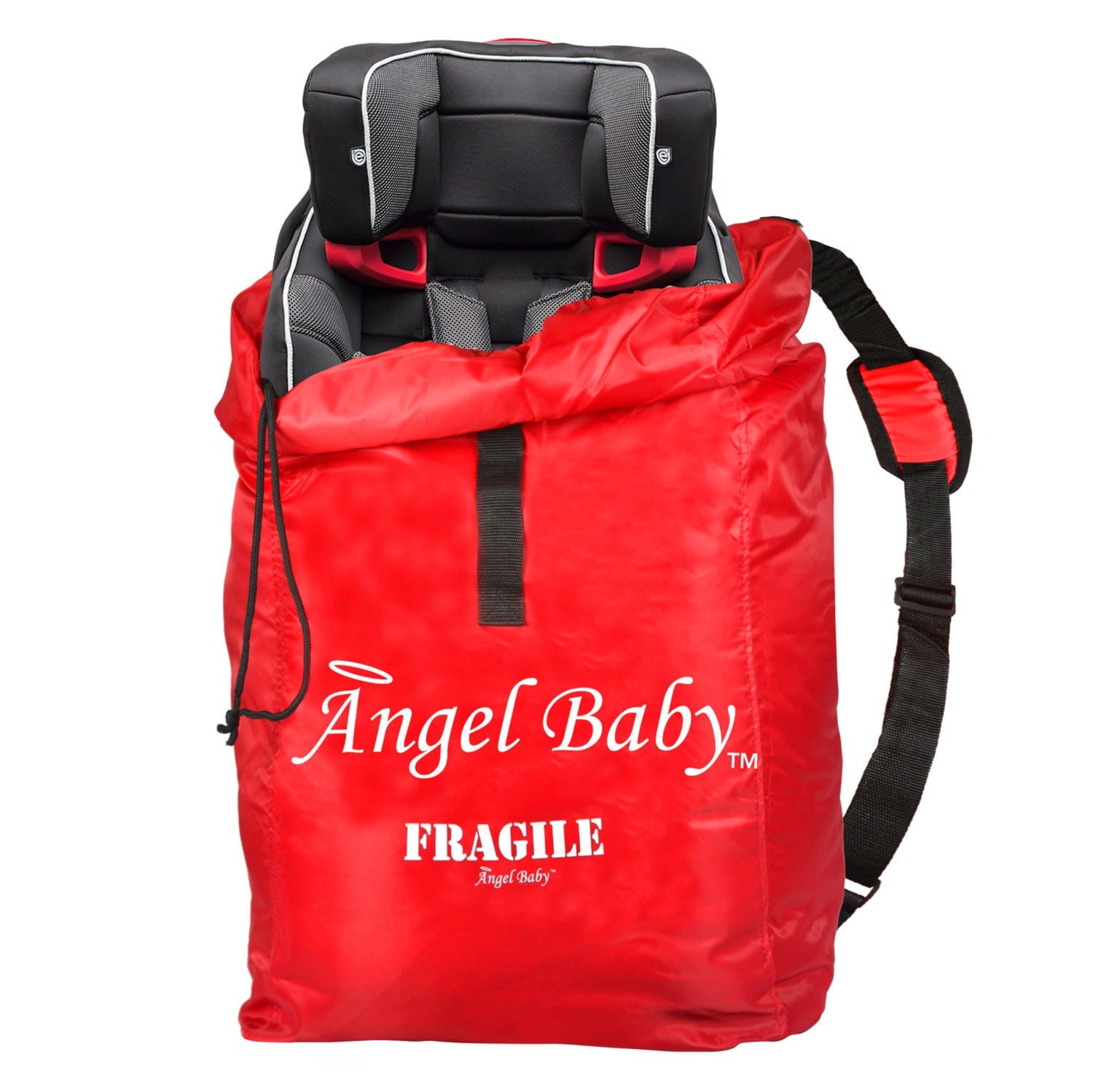 car seat travel bag kids travel bag red car travel bag red. Black Bedroom Furniture Sets. Home Design Ideas