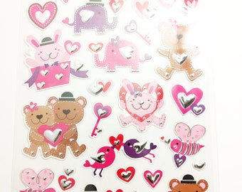Valentine's Day - In Love Stickers