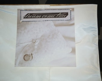 Wedding Scrapbook Pages Set #1