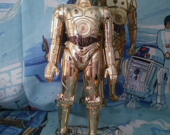Star Wars C3PO Vintage large size