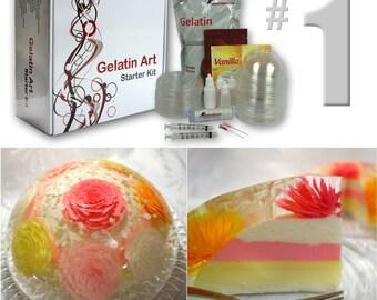 Gelatin Art Starter Kit #1