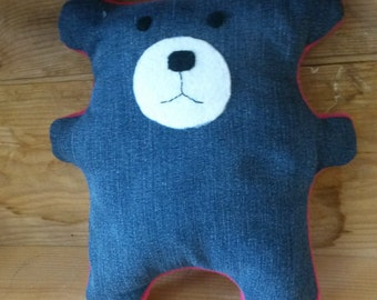 Jeans Teddy Toy