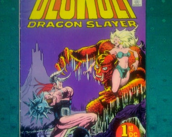 Beowulf: Dragon Slayer, Issue #1, May 1975
