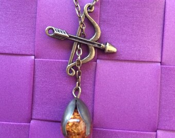 Necklace Merida - Brave - once upon a time
