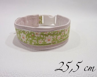 dog collar Spring colors