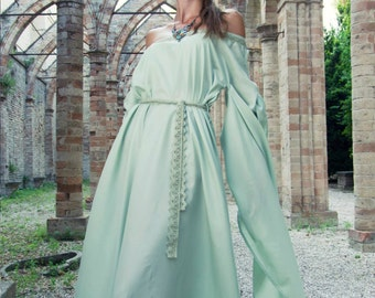 Ginevra Medieval Fantasy Dress - MAKE TO ORDER
