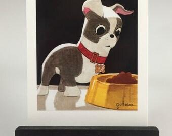 Winston from 'Feast'