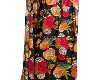 Kaftan, Cotton Caftan, Summer Dress, Sundress, Indian Plus Size Dress, Maxi Dress, Spa/ Resort/Holiday Dressing, Nightie, Lounge Wear