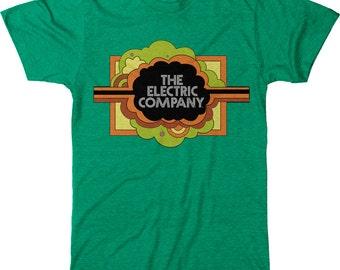 The Electric Company Mens Tri-blend T-shirt