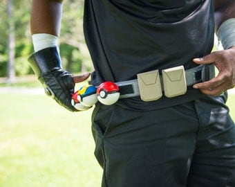 Pokeballs and Belt