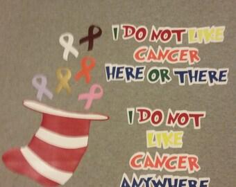 I Do Not Like Cancer
