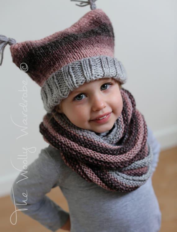 Knitting Inspirations Perth : Knitting pattern lulu hat scarf from thewoollywardrobe