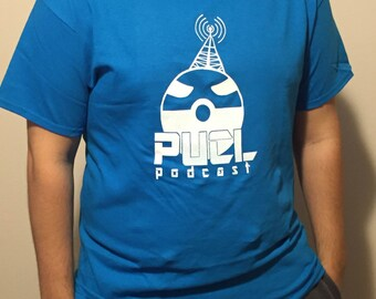 PUCL Podcast T-shirt
