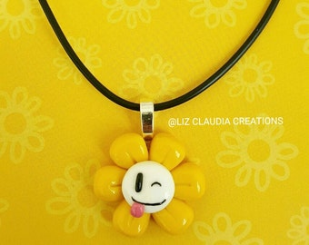 Undertale: Flowey Necklace