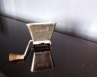 FORMER CHOPPER herb Moulinex Mouli Vintage CHOPPER