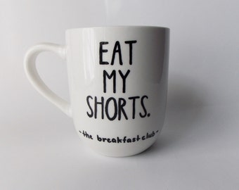 The Breakfast Club Coffee Mug