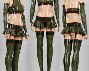 Latex-Outfit LO0002