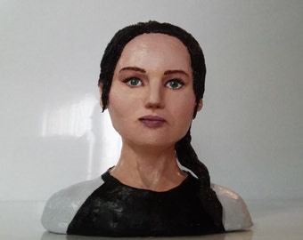 Katniss Everdeen figure