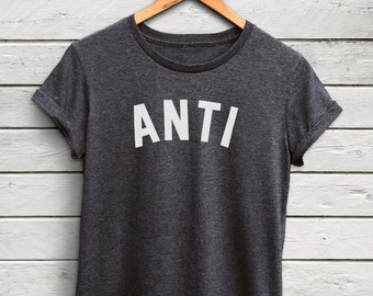 Anti T-shirt Womens