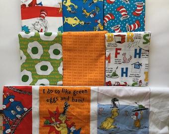 Robert Kauffman Dr. Seuss fabric
