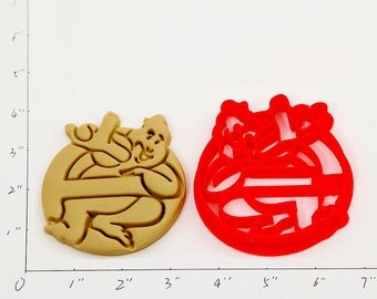 Ghostbuster Cookie Cutter ghostbusters baby,661