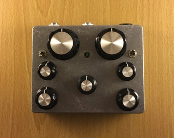 Drone Delay Noise Box // Delay + LFO // Circuit Bent Handmade Drone Synth