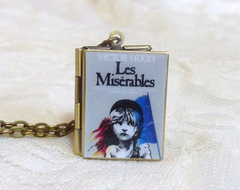 Les Miserables Story Locket